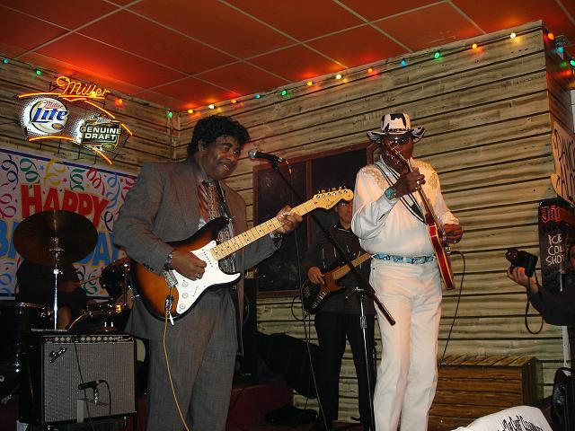 Phil Guy & Eddy Clearwater