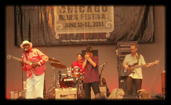 Chicago Blues Festival 2011