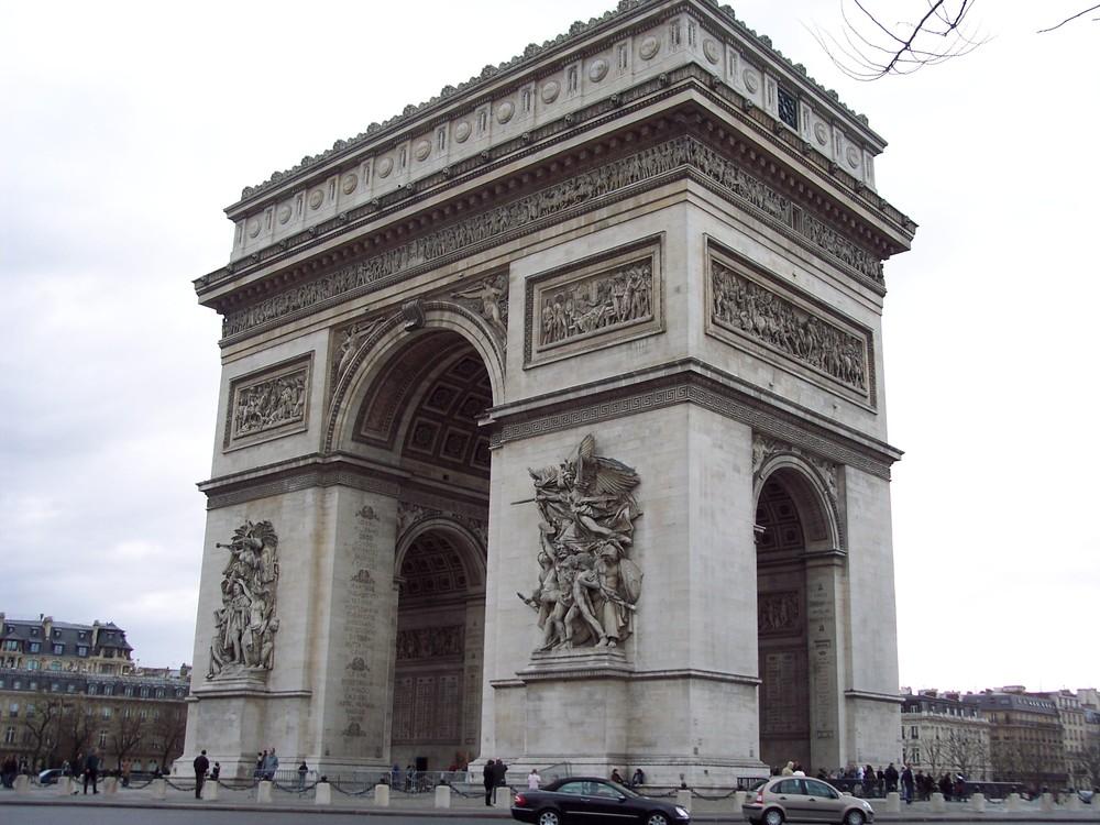 2007年パリ