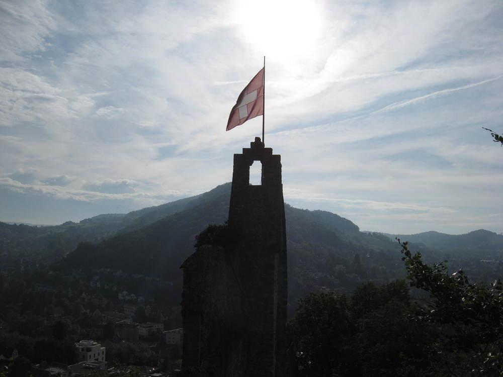 2008年 5月 スイス バーデン