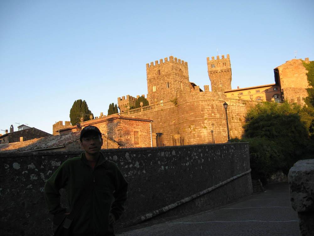 2008年7月 イタリア ロビゴ