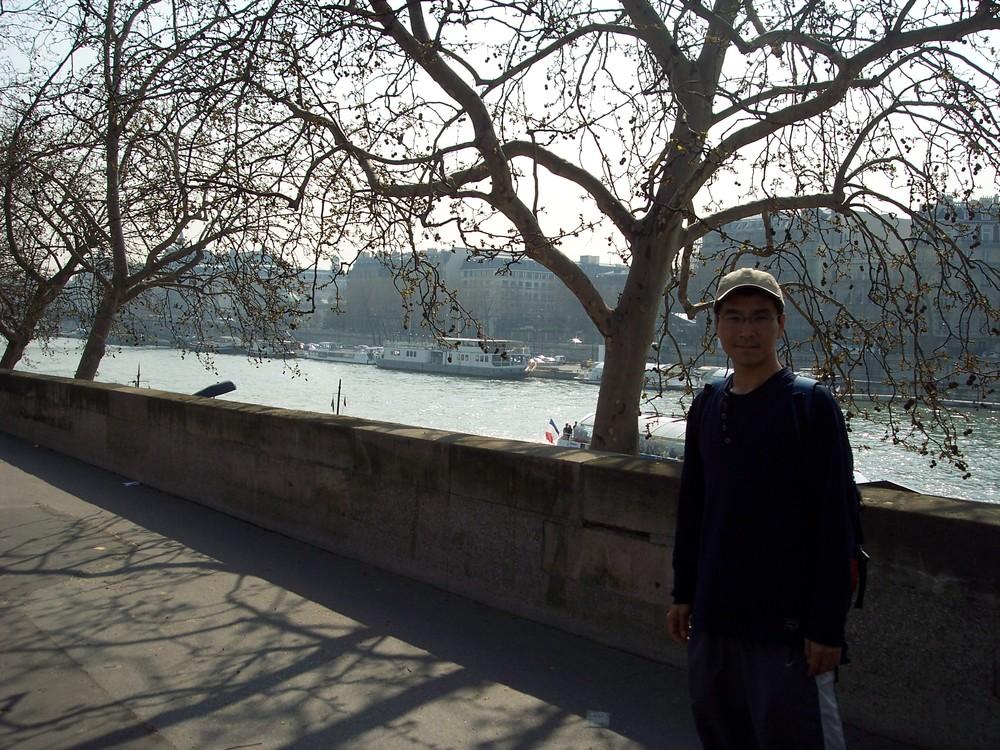 2007年3月 パリ