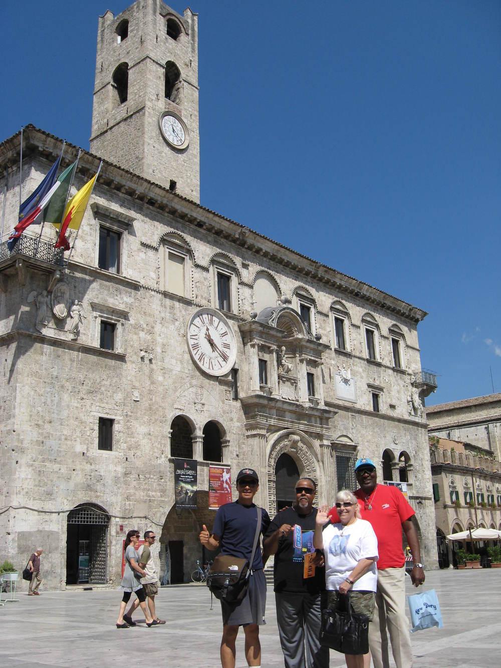 2008年7月 イタリア