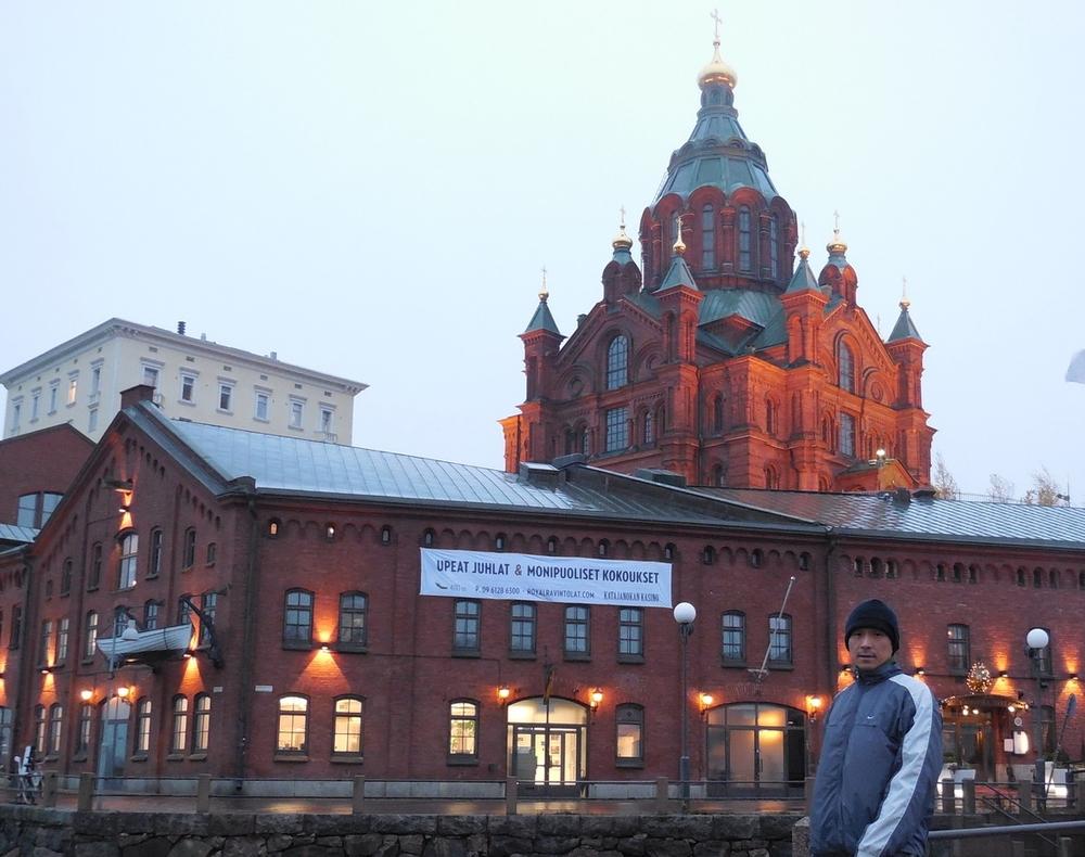 2013年 ヘルシンキ
