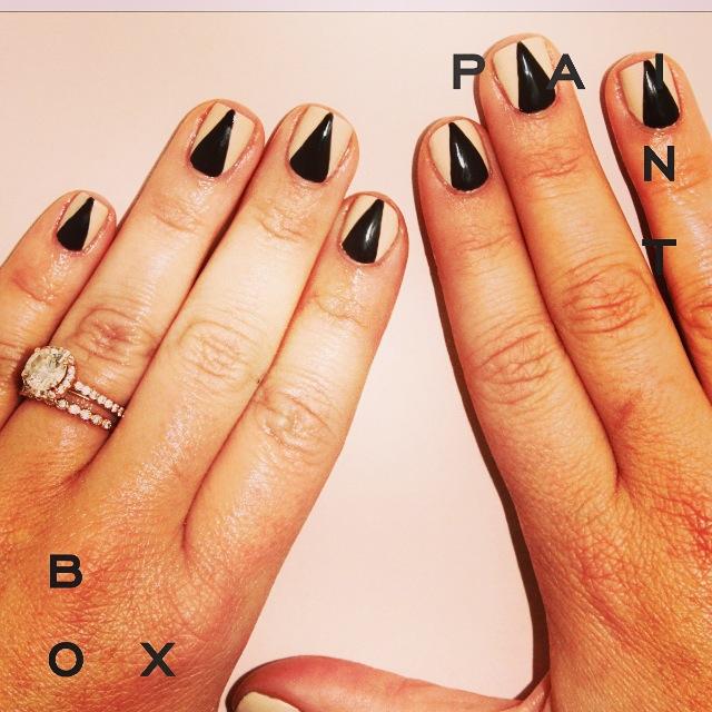 Paintbox Nail Manicure