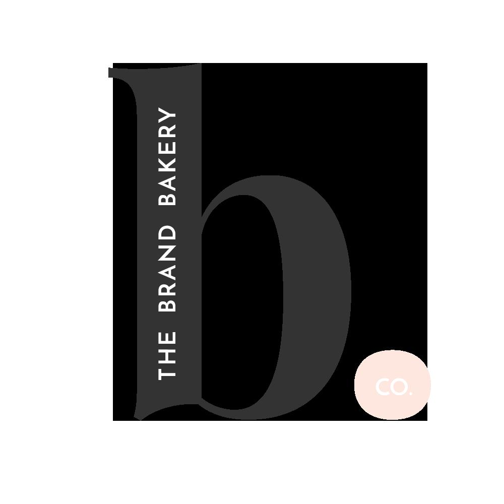 logo design - the brand bakery co
