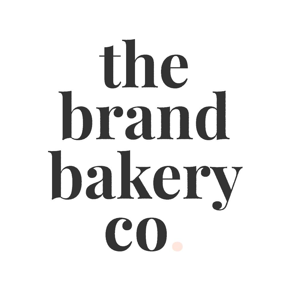 the brand bakery co | logo & brand identity