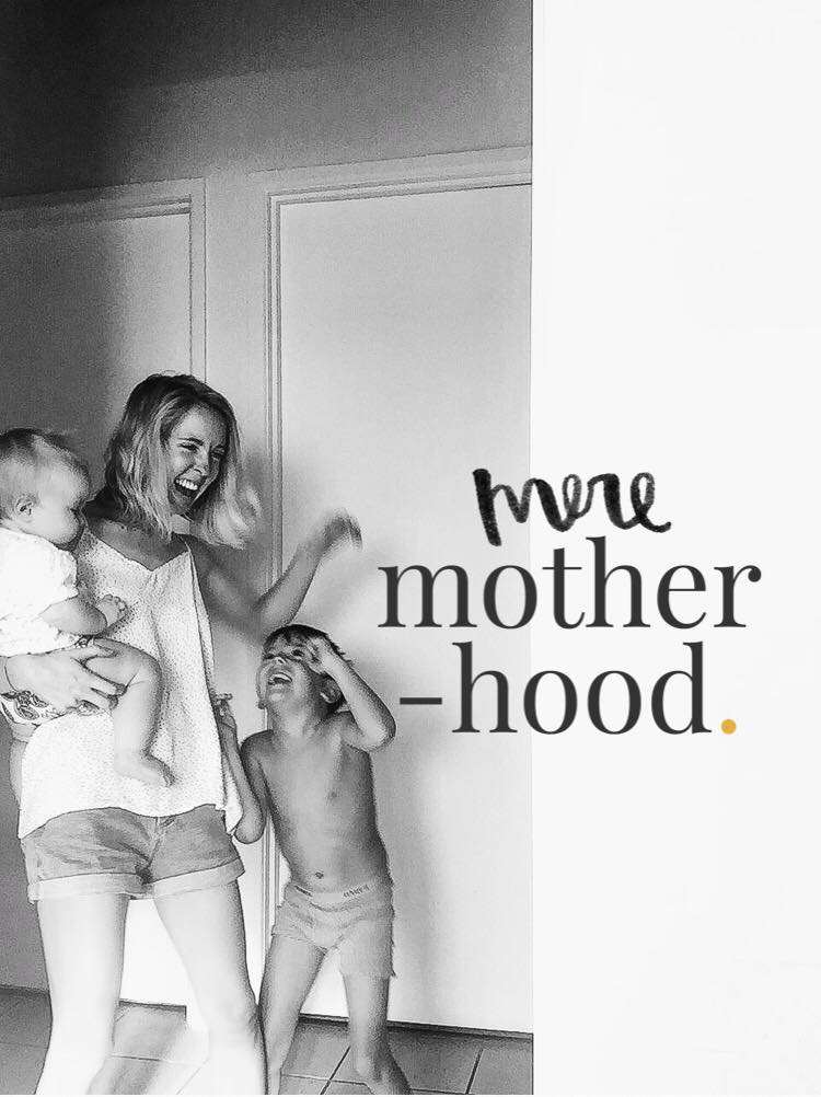 brand collateral for mere motherhood