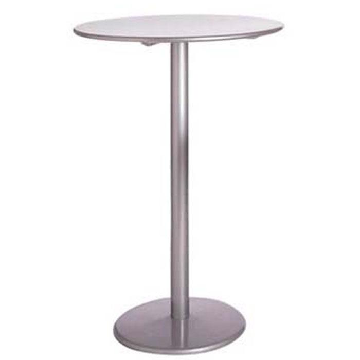 Charming ALUMINUM BISTRO TABLE