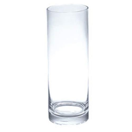 19 12h Glass Cylinder Vase Rentquest
