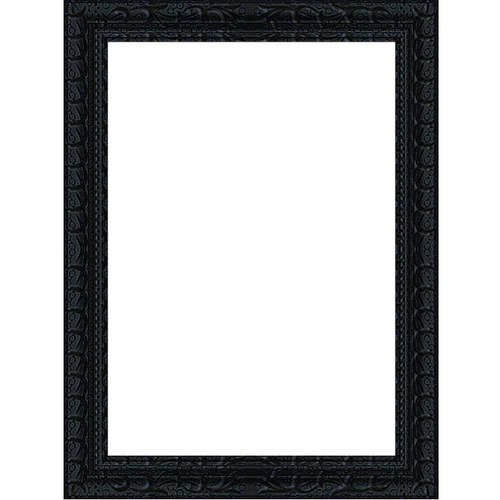large black gloss frame rentquest