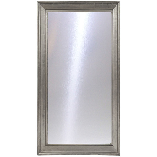 FREE STANDING FULL LENGTH MIRROR WITH DETAILED FRAME — RentQuest