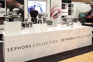 SEPHORA THE MAKE UP SHOW  SHIRAZ EVENTS  (Metropolitan Pavilion)