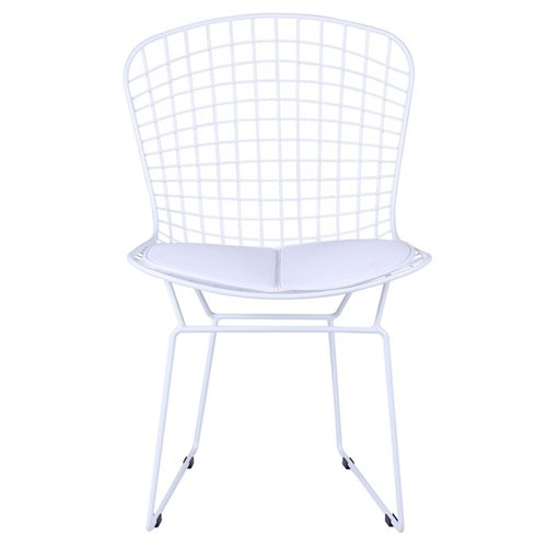 p chair bertoia bar wire htm stool
