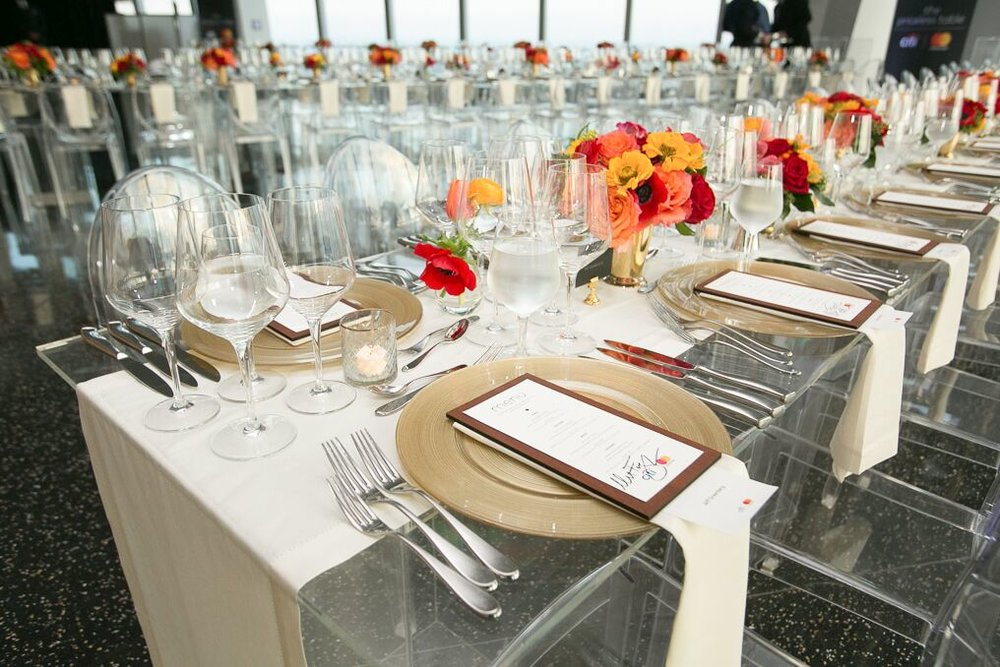 MASTERCARD PRICELESS EVENT  (One World Trade)