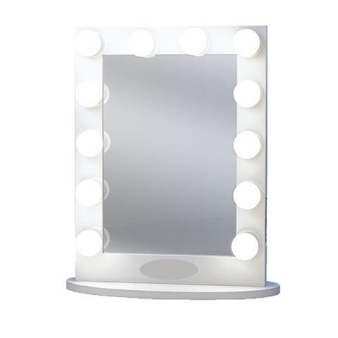 Hollywood Vanity Mirror White Rentquest