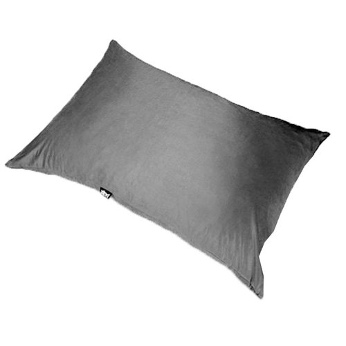 LARGE FLOOR PILLOW IN CHARCOAL — RentQuest