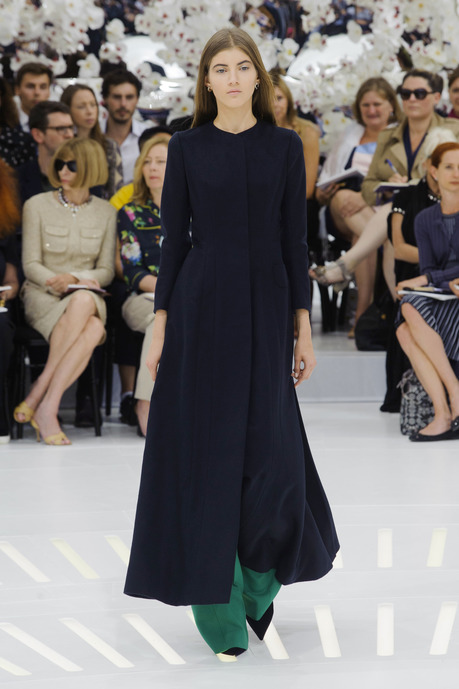 One of Dior's Haute Couture looks, via pintrest.