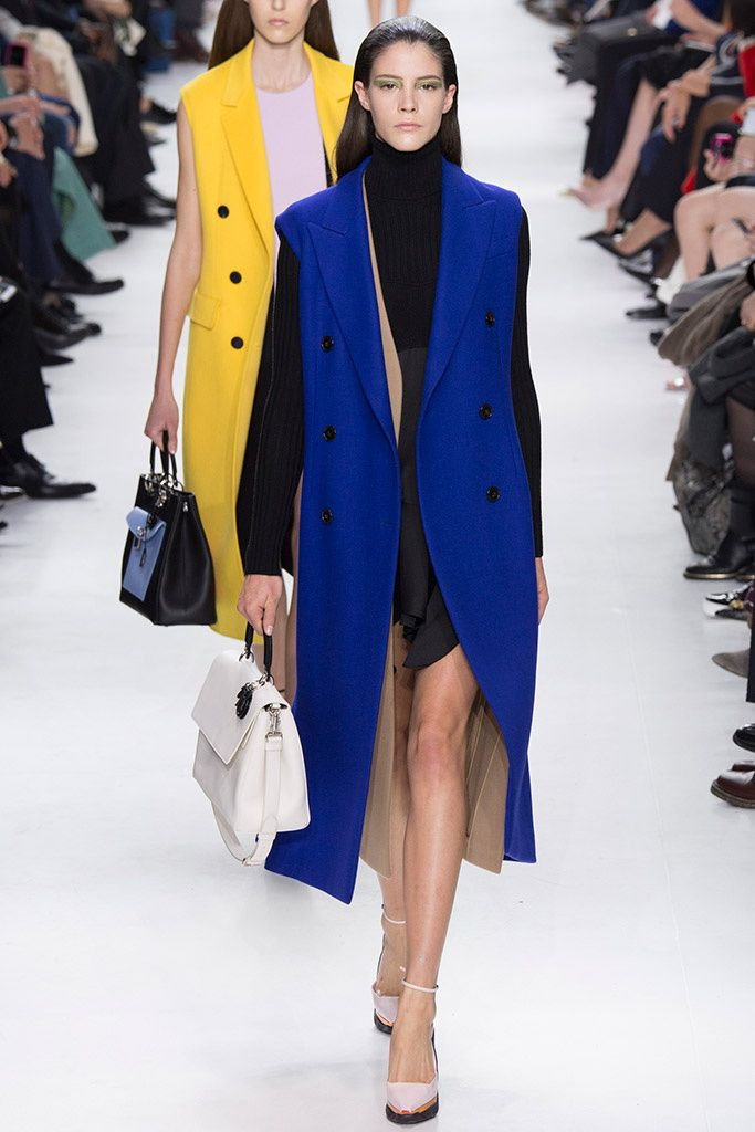 Dior's fall/winter 2015 collection (via eclectic-society.com)