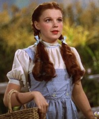 Dorothy in Oz, via imbd.com