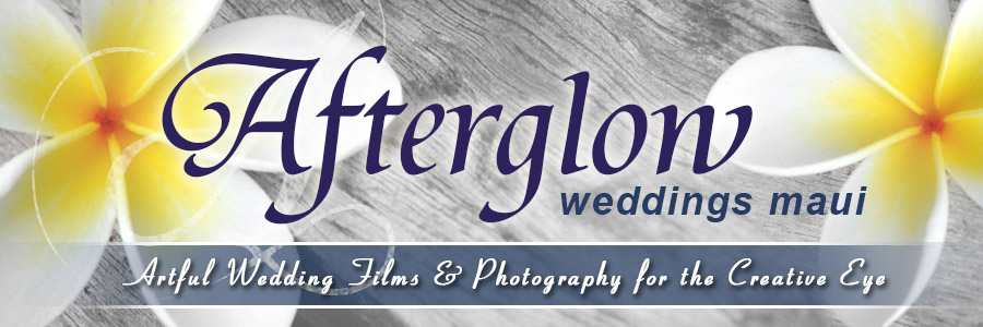 Afterglow Weddings Maui