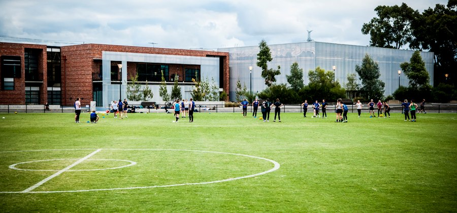 Facilities And Home Ground Melbourne University Women 39 S Football Club