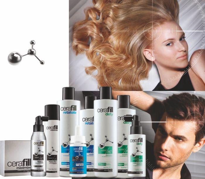 CERAFILL thinning hair solutions - РЕВОЛЮЦИОННАЯ СИСТЕМА УХОДОВ ДЛЯ ИСТОНЧЕННЫХ ВОЛОС