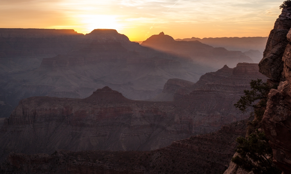 Ohh Ahh Point, Grand Canyon