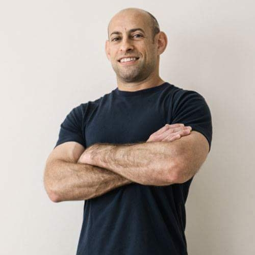 Marc S. - I am a Certified Personal Trainer that brings a unique approach to help clients reach their individual goals. Whether it be Weight Loss, Strength Training, Conditioning, or working with Special Populations, I'm adept at tailoring each workout to whomever I am training. After working in the field of Graphic Design for over 15 years, I decided to make my passion for fitness a full-time endeavor. Not being satisfied with working hours on end in front of a computer, I felt that helping people to empower themselves through fitness was the right choice for me. I strive to provide my clients with a challenging, yet fun experience that yields results. I am also an avid practitioner of Brazilian Jiu Jitsu and hold the rank of Black belt.