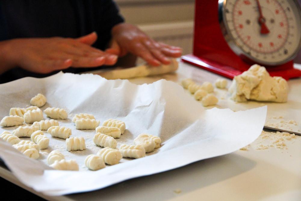 Gluten Free Ricotta Gnocchi