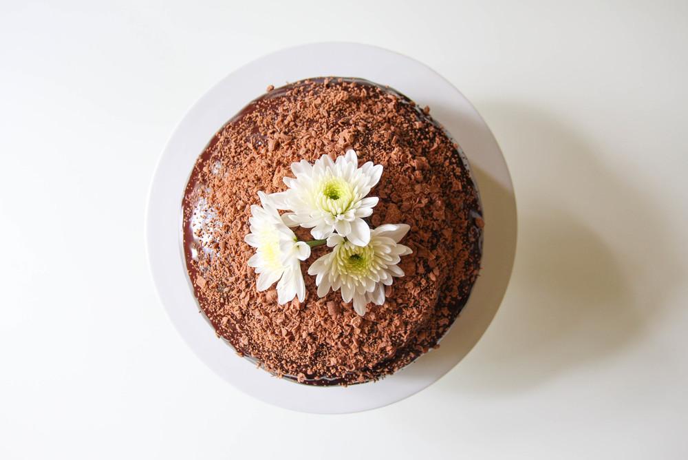 Ida's Chocolate Cake