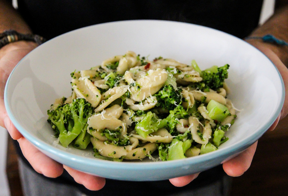 Orrechiette with Broccoli