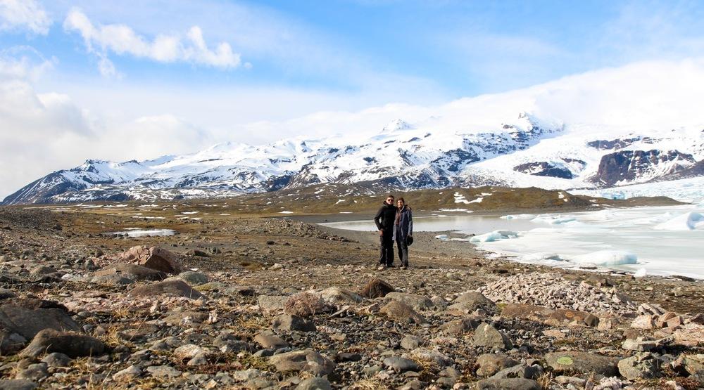 Fjallsarlon GlacierLagoon