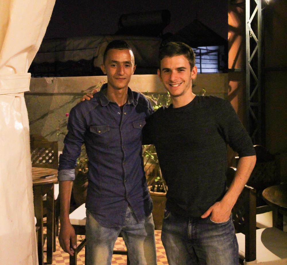 Kristian & Khalid