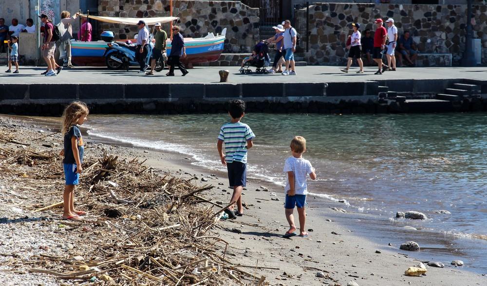 The 'Island Kids'.