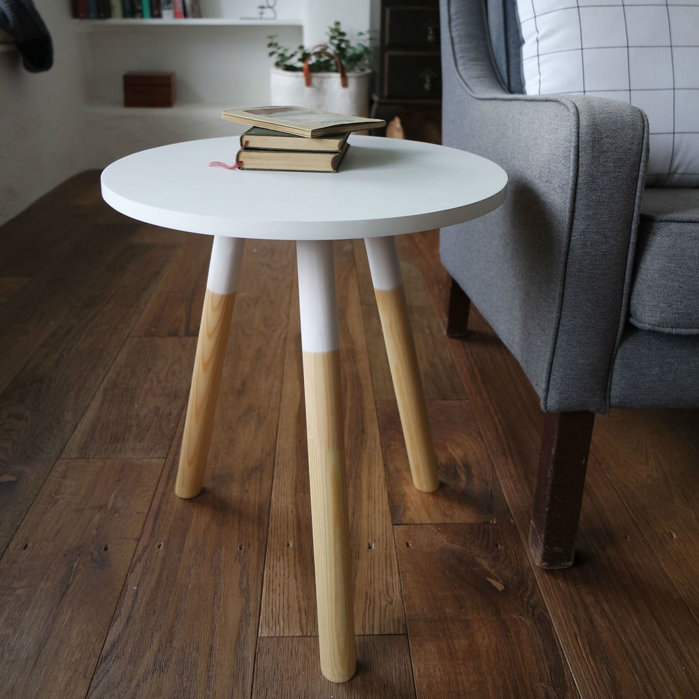 Colour Dipped Side Table // £46.00