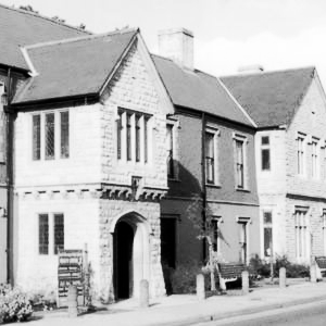 The Old Hall, High Street, Cowbridge