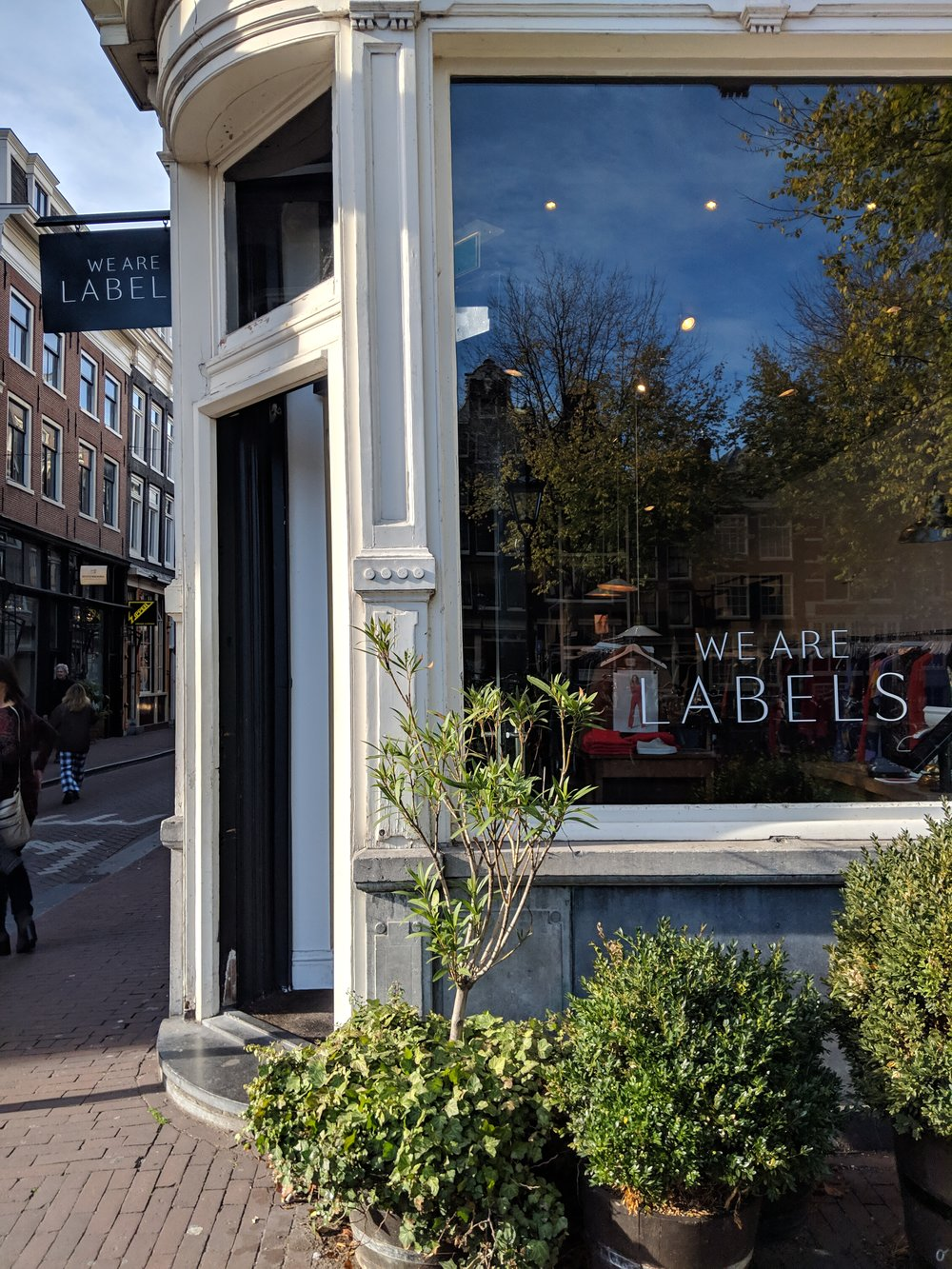 We are Labels - De 9 Straatjes Amsterdam - Image by peastyle