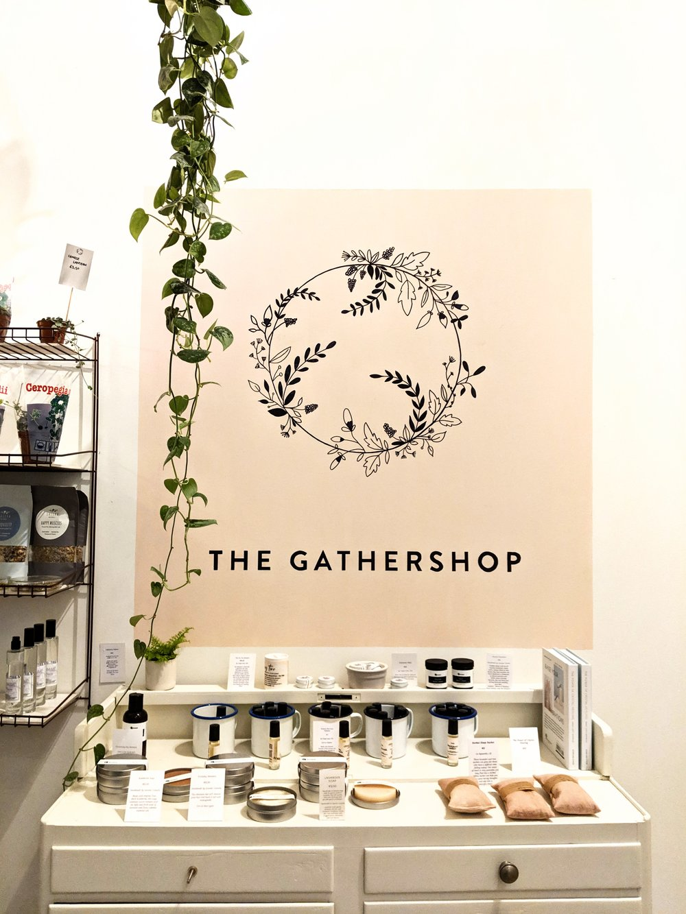 The Gather Shop  - Image by peastyle