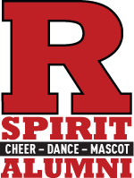 Rutgers University Spirit Program Alumni Letterwinners