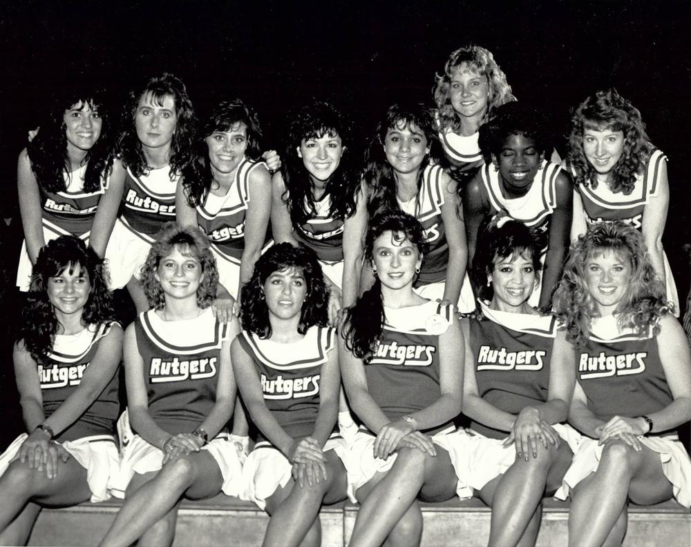 1987 — Dance Team