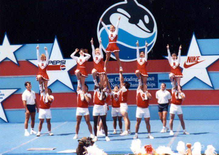 1993 — Nationals