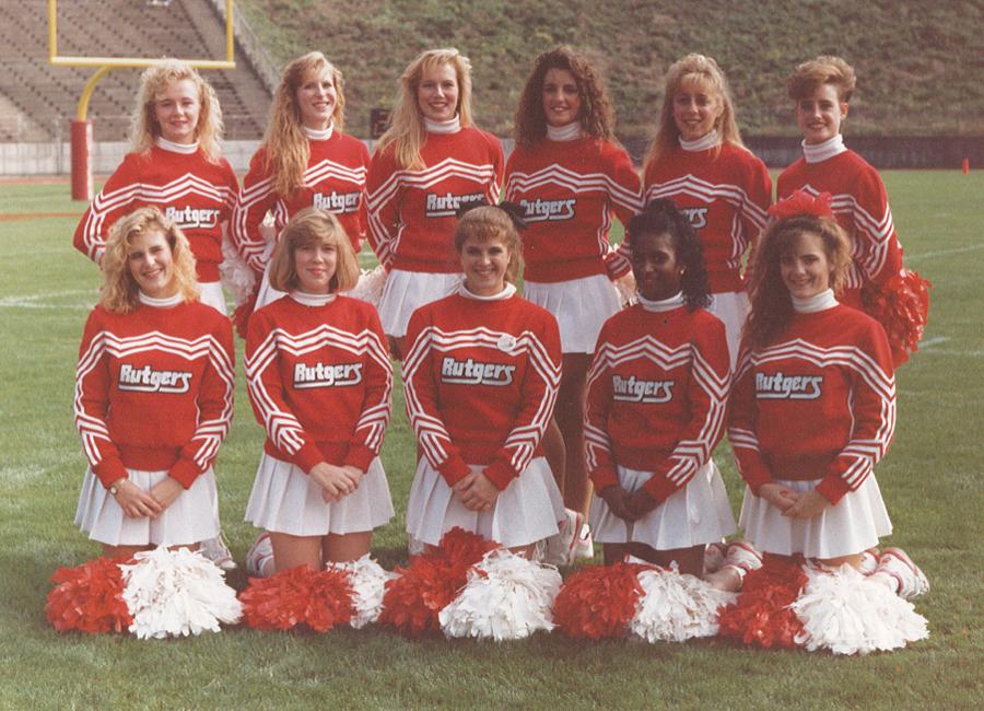 1991–1992 Dance Team