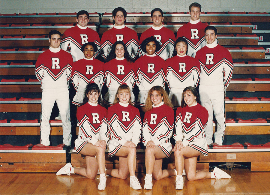 1993–1994 Cheerleaders