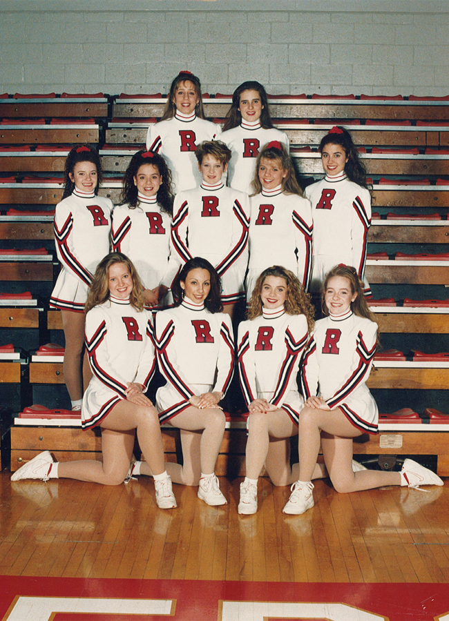 1993–1994 Dance Team