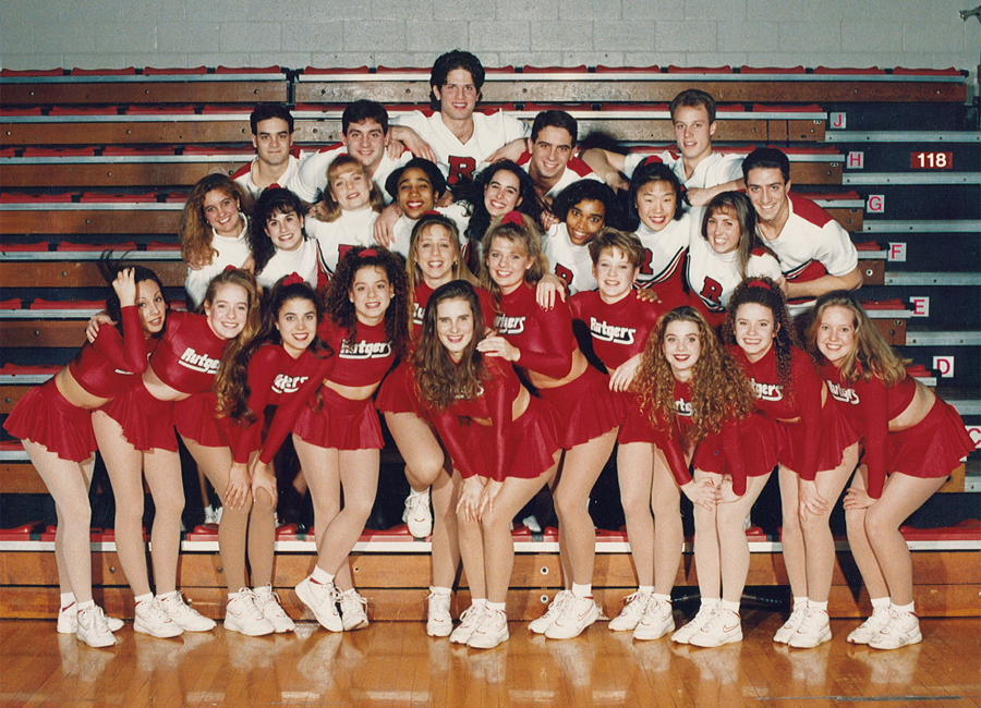 1993–1994 Spirit Program