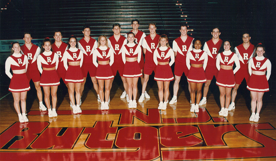 1994–1995 Cheerleaders