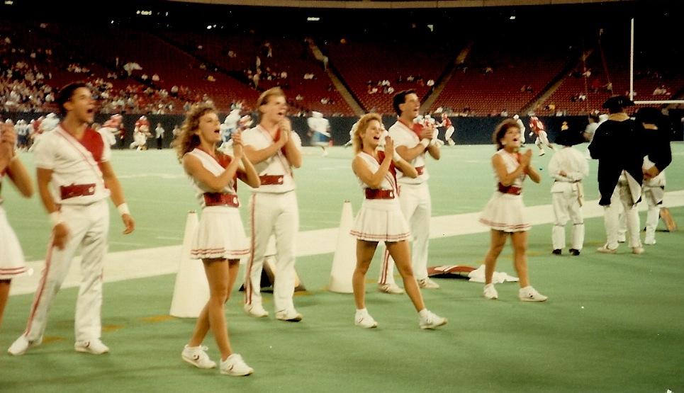 1986 (?) — Football