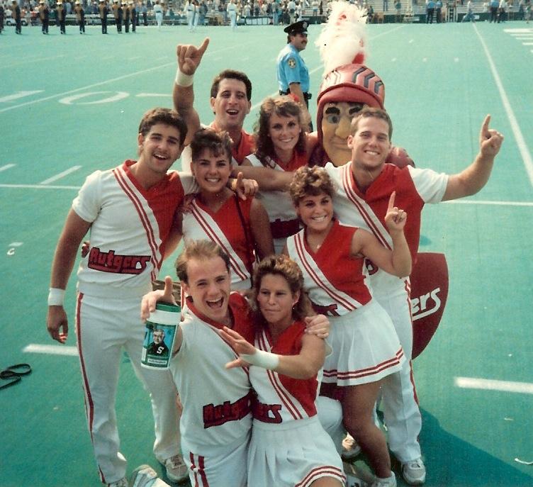 1987 — Football