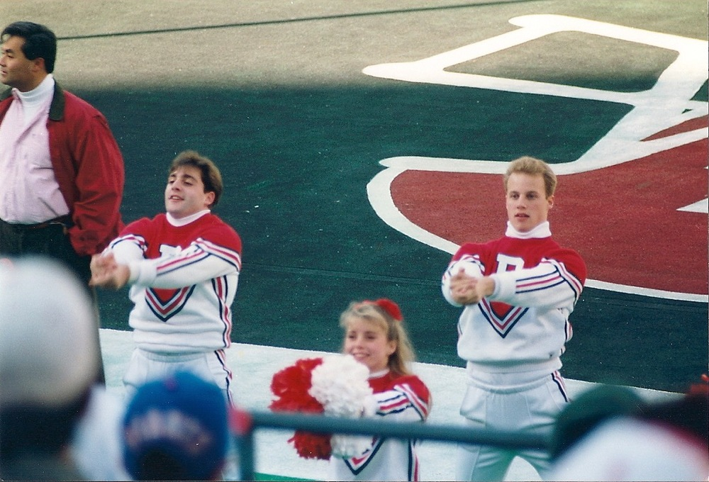 1993 — Football